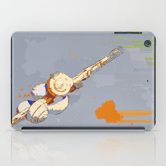 Snails iPad Case