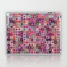 Boho Quilt Pattern 7 Laptop & iPad Skin