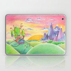 Land of Ooo Laptop & iPad Skin