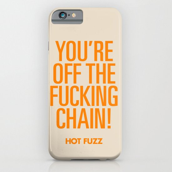 HOT FUZZ iPhone & iPod Case