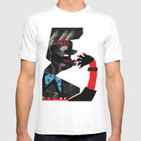 Ethnic Mens Fitted Tee White SMALL