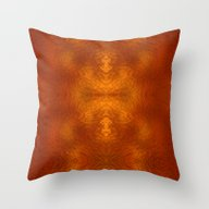 Alien Within Throw Pillow
