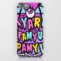iPhone & iPod Case featuring Kyary Pamyu Pamyu 3 T-shirt by Kami