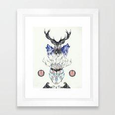 Brotherhood 2 Framed Art Print