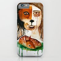 iPhone & iPod Case featuring Bambi by maumel