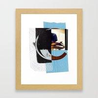 THE CRAWL Framed Art Print