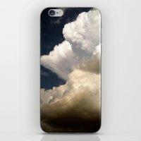 Thunderstorm iPhone & iPod Skin