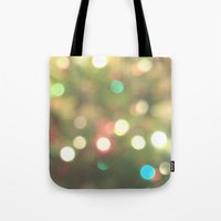 Christmas Tree Tote Bag