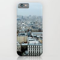 Over Paris iPhone 6 Slim Case