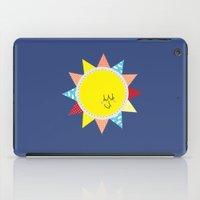 In the sun iPad Case