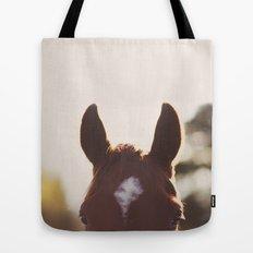 I'm all ears. Tote Bag