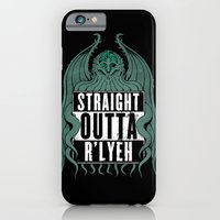 Straight Outta R'lyeh iPhone 6 Slim Case