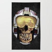 ...WAS     (Skull Series… Rug