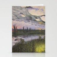 Reversible Landscape Stationery Cards