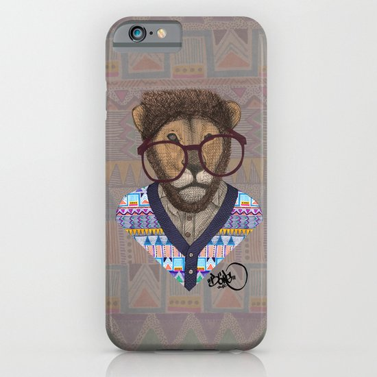 collaboration: Kris Tate and Börg iPhone & iPod Case
