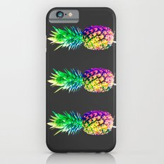 Colors and pineapples Slim Case iPhone 6s