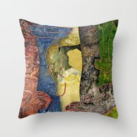 Sense Throw Pillow