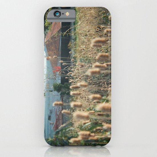 autumn weed iPhone & iPod Case