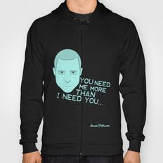 Breaking Bad - Faces - Jesse Pinkman Hoody
