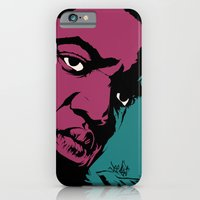iPhone & iPod Case featuring Notorious by Vee Ladwa