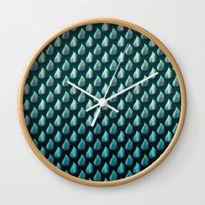 ocean of tears Wall Clock