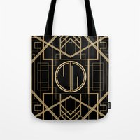 MJW- GREAT GATSBY STYLE Tote Bag
