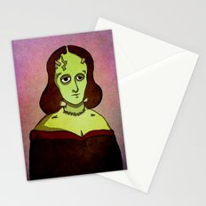 Prophets of Fiction - Mary Shelley /Frankenstein Stationery Cards