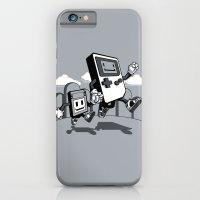 Handheld Mono iPhone 6 Slim Case
