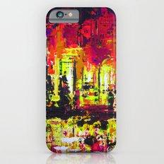Minneapolis Skyline Reflection iPhone 6 Slim Case