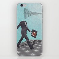 La Valise iPhone & iPod Skin