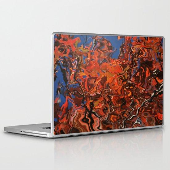water fall Laptop & iPad Skin