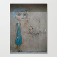 Marcescent Canvas Print