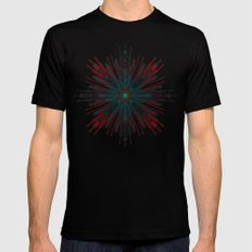Nucleotid Mens Fitted Tee Black SMALL