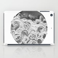 Roses on Fire In the Evening Rainbow iPad Case