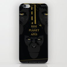 Rise of the Planet of the Apes iPhone & iPod Skin