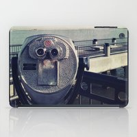 Turn To Clear Vision iPad Case