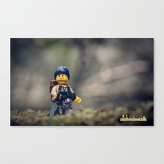 Everything Is Awesome Ramble Canvas Print
