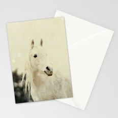Lone Horse Stationery Cards