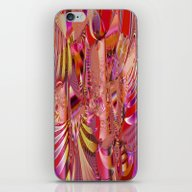 Fractal Pattern RP. iPhone & iPod Skin