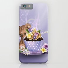 Cupcake Bear iPhone 6 Slim Case