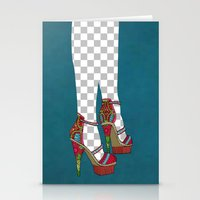 To Fill Her Shoes Stationery Cards