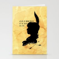 We Will Be Known Forever… Stationery Cards