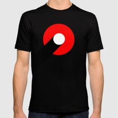 SPEED Mens Fitted Tee Black SMALL