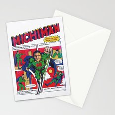 Michiman Stationery Cards