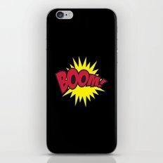 Boom! iPhone & iPod Skin