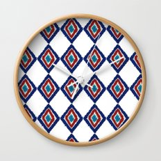 ETHNIC PATTERN Wall Clock
