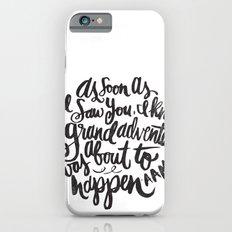 grand adventure iPhone 6 Slim Case