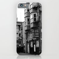 iPhone & iPod Case featuring crowded street by LeoTheGreat