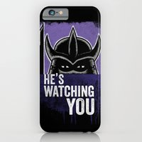 Shredder Is Watching iPhone 6 Slim Case