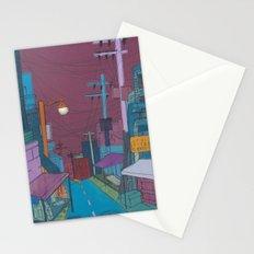 Seoul City #2 Stationery Cards